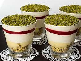 Glass Dessert