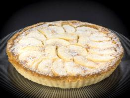 Alsacean Apple Tart