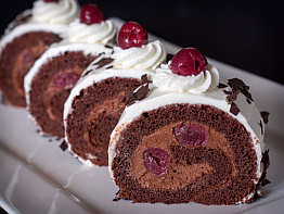 Black Forest Roll