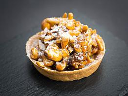 Caramel Nut Tartelettes