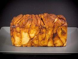 Caramel Pull Apart Bread