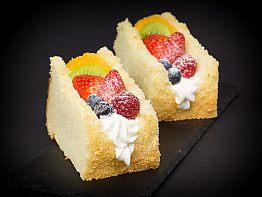 Chiffon Sandwich Cake