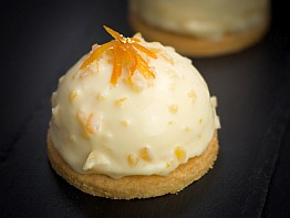 Citrus Cheese Dome