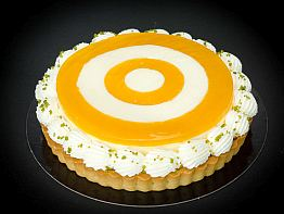 Double Cheese Tart