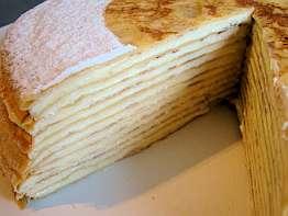 Mille Crêpe Cake