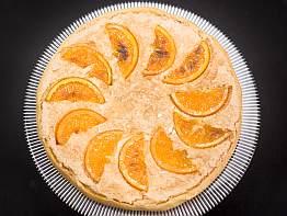 Orange Galette