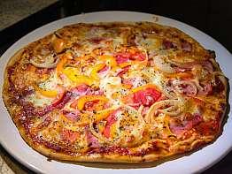 Keiko's Pizza