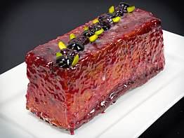 Red Poundcake