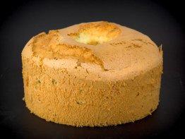 Tomato Basil Chiffon Cake